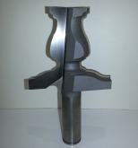 Carbide Tipped CNC Handrail Router Bit